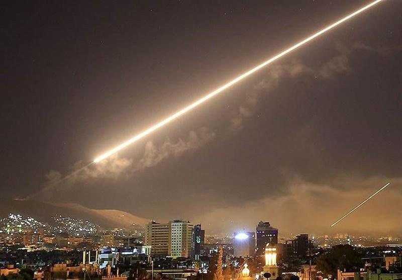 خبرگزاری رسمی سوریه: حمله موشکی به پایگاه هوایی الشعیرات دفع شد ,