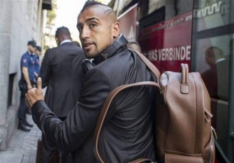 جزئیات قرارداد بارسلونا با ویدال مشخص شد