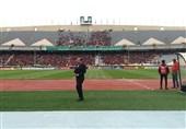 حاشیه دیدار پرسپولیس - السد| حضور 20 هزار نفر در ورزشگاه و حمایت از هافبک سرخپوشان + تصاویر