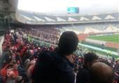 حاشیه بازی پرسپولیس - پارس جنوبی| شعار علیه کیروش و ترک ورزشگاه توسط کروز/ ناراحتی بیرانوند از نعمتی