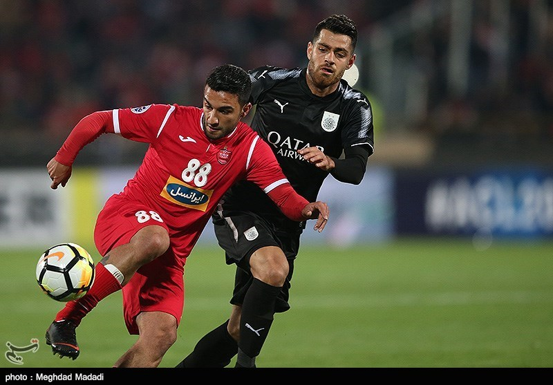 ACL: Iran's Persepolis Edges Past Al Sadd of Qatar