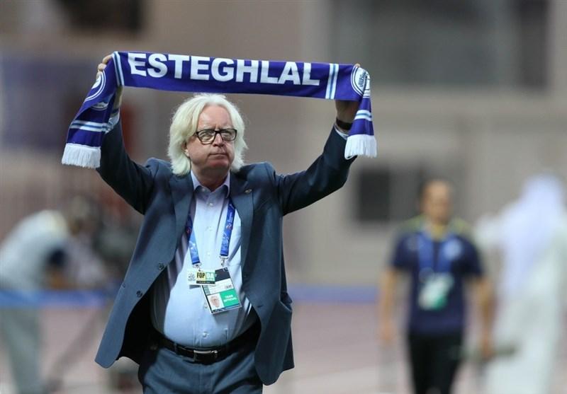 تمدید قرارداد شفر به بعد از بازی فینال جام حذفی موکول شد