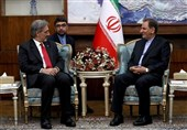 IFRC President Says Impressed by Iran's Int'l Humanitarian Aid Measures