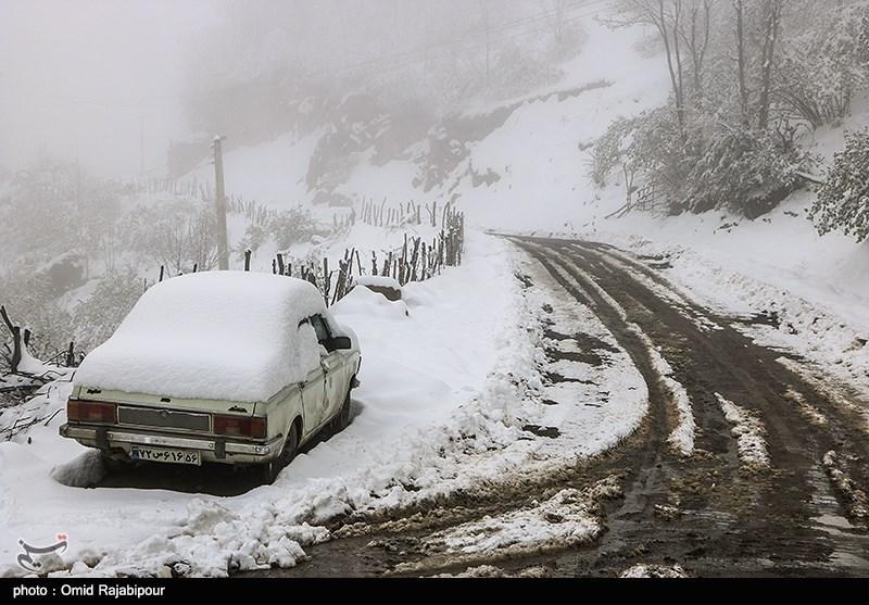 """پیشبینی """"بارش سنگین برف"""" در هفته آینده"""