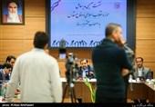 نشست خبری علی اصغر جعفری مدیرعامل موزه انقلاب اسلامی و دفاع مقدس
