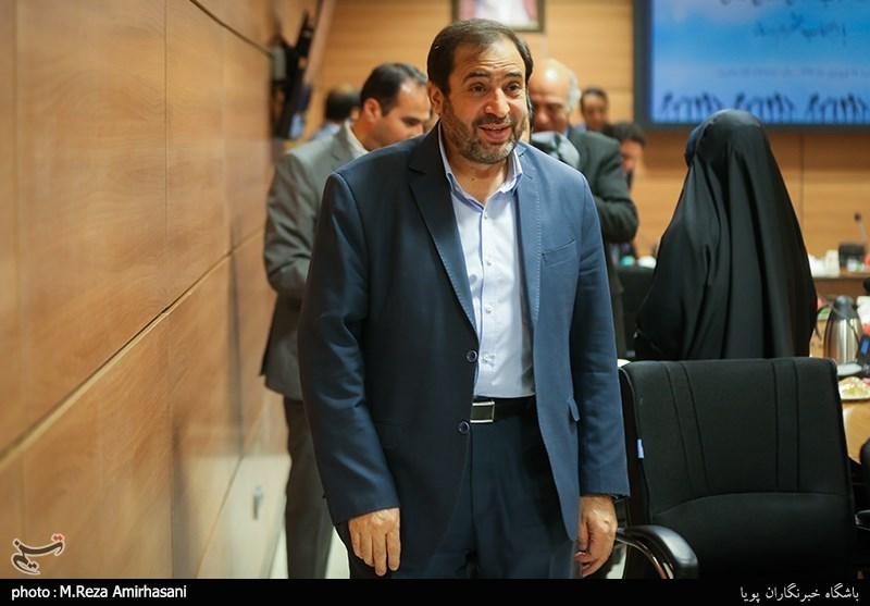 علی اصغر جعفری مدیرعامل موزه انقلاب اسلامی و دفاع مقدس