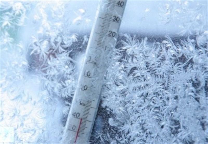 دمای هوای شهر یاسوج به منفی 10 درجه میرسد