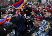 Armenian Protesters Pile Pressure on New PM
