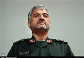 IRGC Chief Stresses Buildup of Iran's Defense Power as US Exits JCPOA