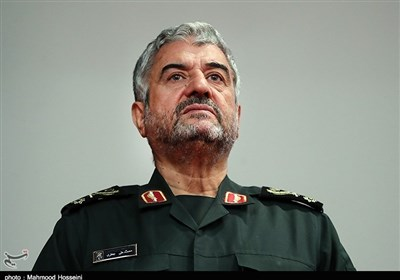 IRGC Chief Hits Back at Trump for Anti-Iran UN Speech