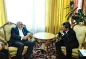 Iranian, Turkmen FMs Meet in Tajikistan