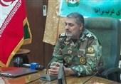کرمانشاه| ارتش با هر تهدیدی در کوتاهترین زمان ممکن مقابله میکند