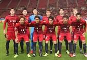 لیگ قهرمانان آسیا| صعود سامسونگ کره جنوبی و کاشیمای ژاپن