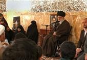 مهمترین بیانات امام خامنهای در دیدار با خانواده شهدای فاطمیون+اینفوگرافیک