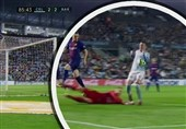 لالیگا| بارسلونای 10 نفره با گل مشکوک از پیروزی محروم شد
