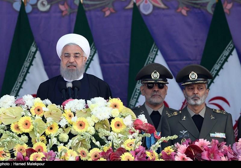 روحانی : سننتج أی سلاح دفاعی نحن بحاجة الیه