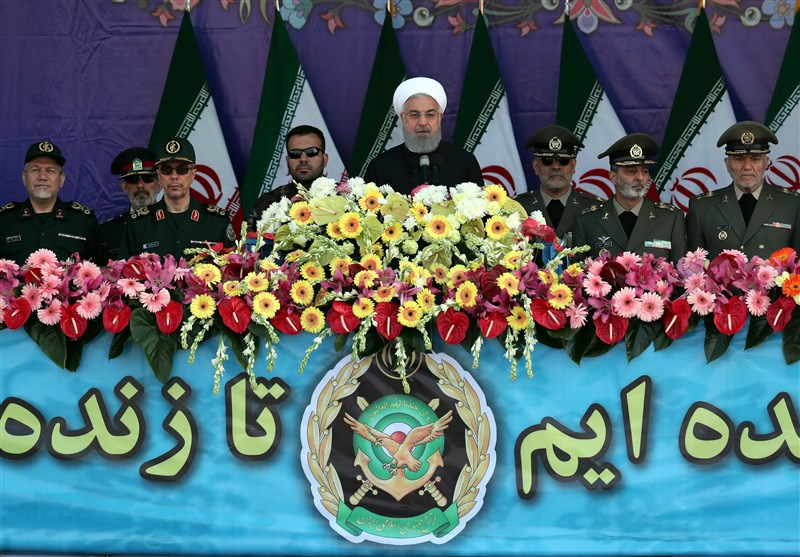 Iran to Make Any Weapon Needed for Defense: President Rouhani