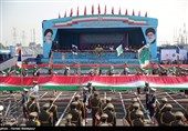 Iran Unveils New Missile System in Parade