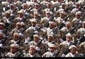 بجنورد| مراسم رژه نیروهای مسلح در استان خراسانشمالی برگزار شد+ تصاویر