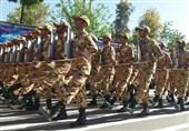 رژه مقتدرانه نیروهای مسلح استان فارس برگزار شد