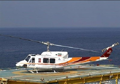 Iranian Rescue Helicopter Crashes in Persian Gulf