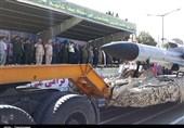 بیرجند| نمایش اقتدار و رژه نیروهای نظامی و انتظامی در استان خراسان جنوبی به روایت تصویر