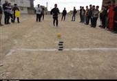 اراک| برگزاری مسابقات و بازیهای بومی محلی در اراک به روایت تصویر
