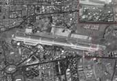 گزارش تسنیم|گاف مشترک ارتش اسرائیل و بیبیسی درباره پایگاههای هوایی ایران در سوریه +تصاویر