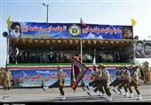 اولین فیلم از حمله تروریستی به رژه نیروهای مسلح در اهواز