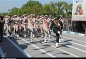 خرمآباد برگزاری رژه روز ارتش در لرستان بهروایت تصویر