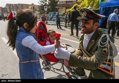 مراسم رژه روز ارتش- اصفهان