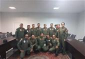 یاسوج| دل نوشته یک خلبان ارتش برای هم پروازانش