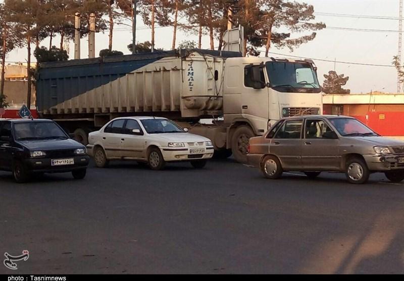 پایان اعتراض کامیونداران/ صدور 55هزار بارنامه با افزایش کرایه 20 درصدی