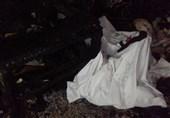 مرگ پیرمرد معلول میان شلعههای آتش در خیابان آیتالله کاشانی