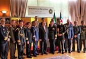 مراسم گرامیداشت روز ارتش جمهوری اسلامی ایران در ژاپن برگزار شد
