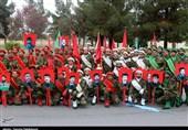 کرمان| رژه نیروهای مسلح در کرمان بهمناسبت روز ارتش به روایت تصویر
