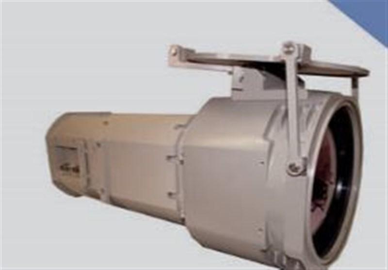 من إنتاج الصّناعات الدّفاعیة الإیرانیة... الکامیرا الحراریة RU-1000