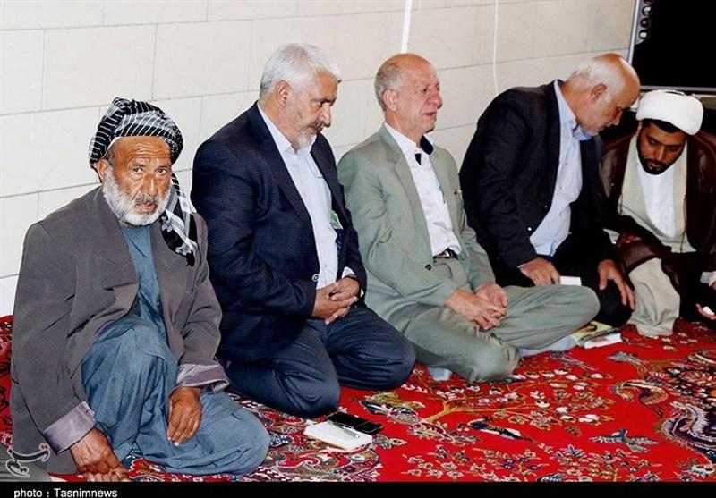 کرمان| آرزوی شهید عجبگل غلامی برای پیروزی اسلام+فیلم