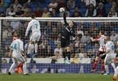 لالیگا|رئال مادرید در برنابئو از شکست گریخت