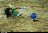 Iran Beach Soccer Remains Third in World Ranking