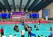 تبریز  شروع قدرتمندانه ایران در مسابقات بینالمللی والیبال نشسته