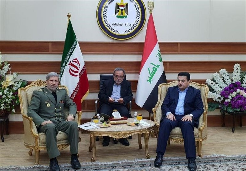 Aiding Iraq in Reconstruction Iran's Priority after Daesh Defeat: Defense Minister