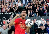 Iran's Jahanbakhsh Named Eredivisie Player of the Week