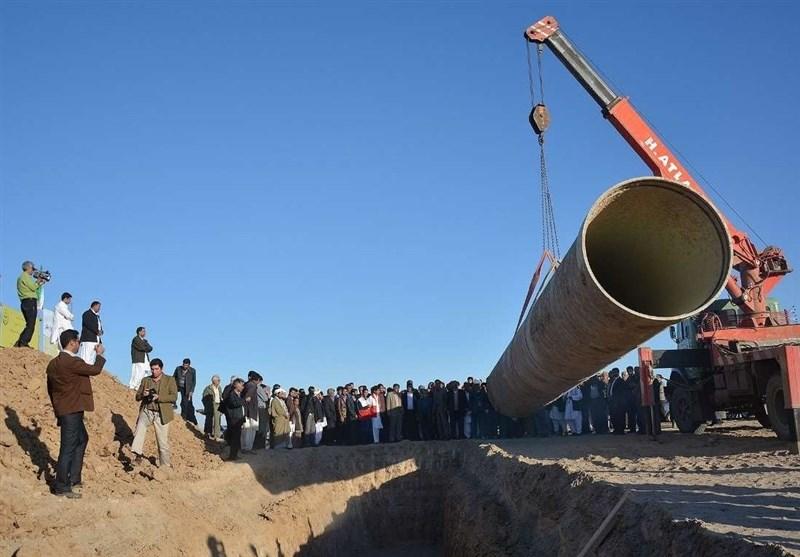 105 کیلومتر از خط انتقال آب رود ارس به تبریز با فاینانس چینی احداث میشود