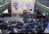 کرمان| یادواره شهید حاج حسین بادپا در کرمان به روایت تصویر