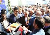 کرمان| بیش از 1200 میلیارد تومان پروژه با حضور وزیر اقتصاد در رفسنجان افتتاح و کلنگزنی شد+تصاویر