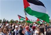 تحولات فلسطین|شرکت ساکنان مناطق اشغالی در راهپیمایی بازگشت؛ صهیونیستها مردم غزه را تهدید کردند