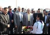 بجنورد|سفر استاندار خراسانشمالی به شهرستان شیروان بهروایت تصویر