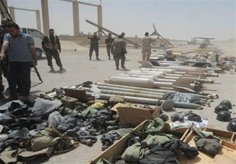 """العثور على صواریخ أمریکیة داخل مقرات إرهابیی """"جیش الإسلام"""" ببلدة الضمیر"""
