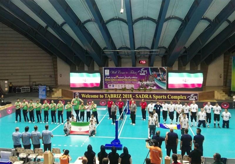 لیگ جهانی والیبال نشسته| برتری ایران مقابل بوسنی در تکرار فینال پارالمپیک ریو